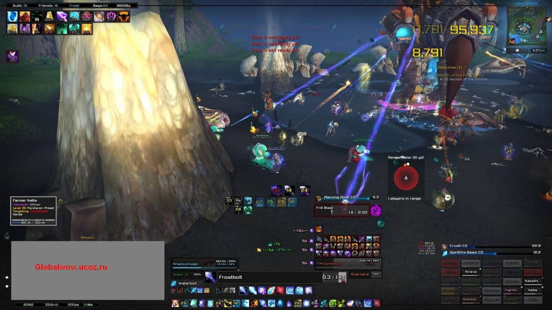 Русские аддоны для World of Warcraft (rus) - wowdata ru